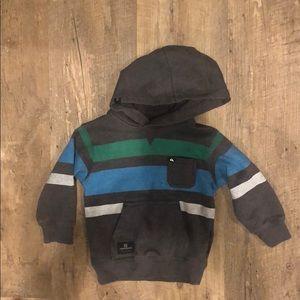 Quiksilver 12M sweatshirt with pocket detail